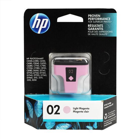 HP 2 Vivera Ink Cartridge - Light Magenta - C8775WN#140