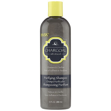Hask Charcoal Purifying Shampoo - 355ml