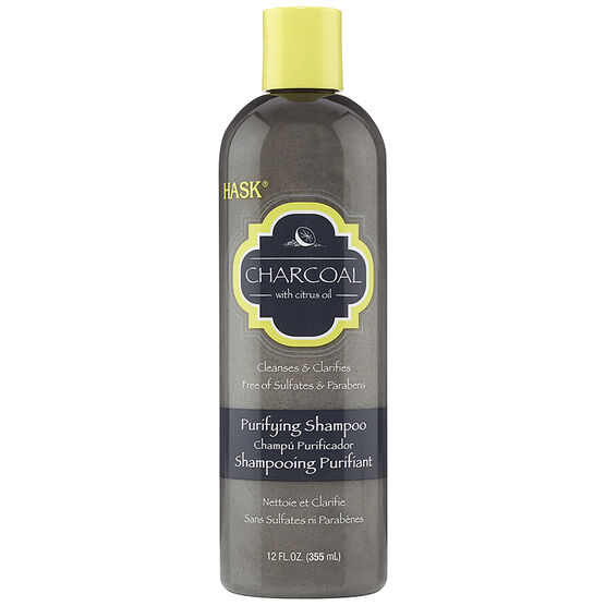 Hask Charcoal Purifying Shampoo - 355ml