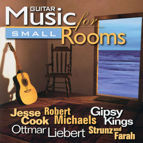 Various Artists - Guitar Music for Small Rooms - CD