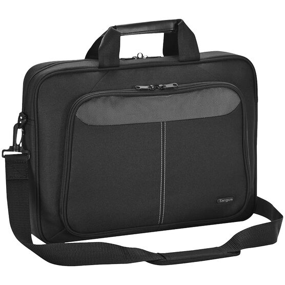 """Targus 12.1"""" Intellect Slipcase with Strap - Black - TBT248US"""