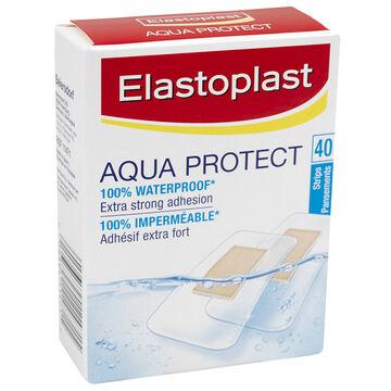 Elastoplast Waterproof Bandages - 40's