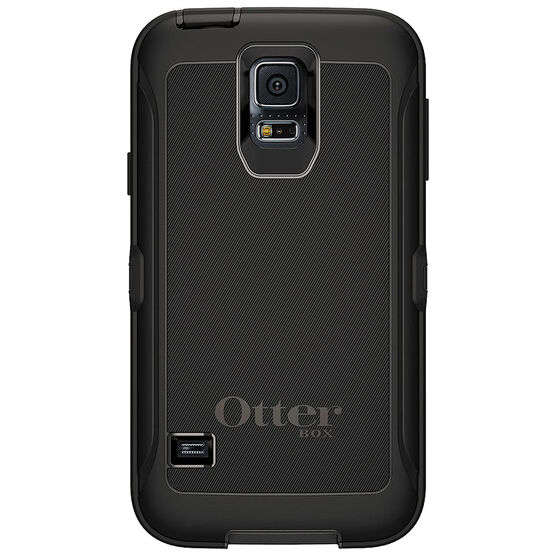 OtterBox Defender Series Case for Samsung Galaxy S5 - Black - ORC5955BK
