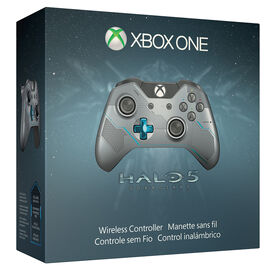 Xbox One Halo 5 Limited Edition Wireless Controller - GK4-00005