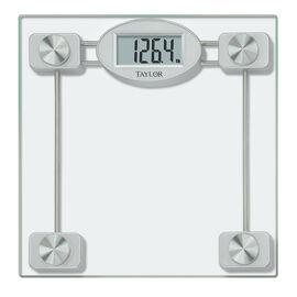 Taylor 400lb Digital Glass Scale - 752741934EF