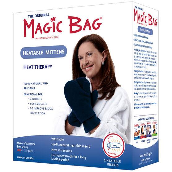 Magic Bag Heatable Mittens