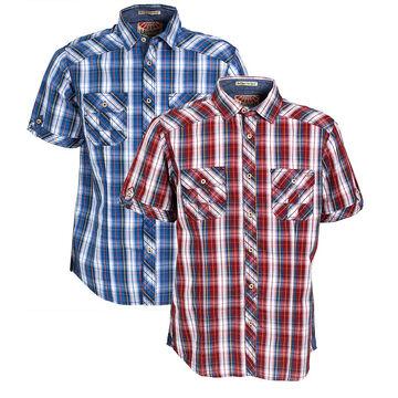 Tokyo Laundry Men's Short Sleeve Shirt - Assorted