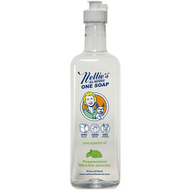 Nellie's One Soap - Peppermint - 570ml