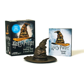 Harry Potter Taking Sorting Hat & Sticker Book: Which House Are You?