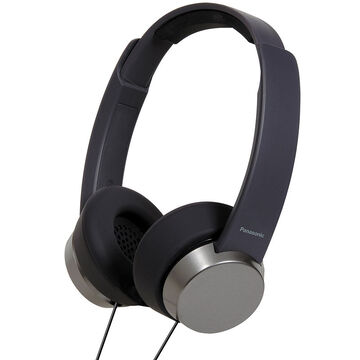 Panasonic Monitor On-Ear Headphones with Mic - RPHXD3