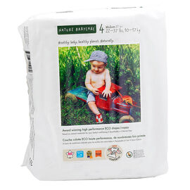 Nature Babycare Diapers - Size 4 - 27's