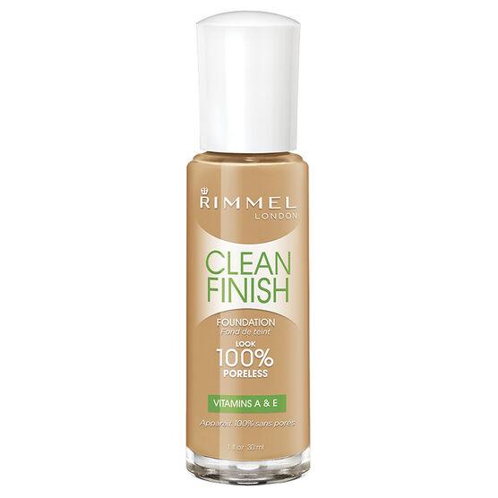 Rimmel Clean Finish Foundation - Natural Beige