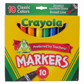 Crayola Scentsations Markers - 10 pack