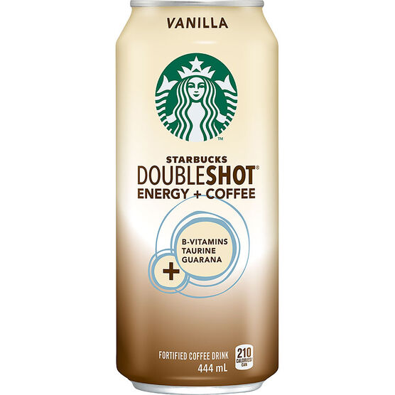 Starbucks Doubleshot - Vanilla - 444ml