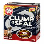Arm & Hammer Clump & Seal Multi-Cat Litter - 6.4kg