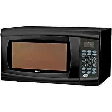 RCA 1.1 cu.ft. Microwave - Black - RMW1112BLACK