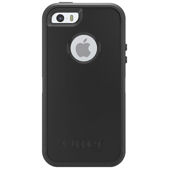Otterbox Defender for iPhone 5/5S - Black - ORCIP5SBK