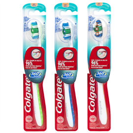 Colgate 360 Manual Toothbrush - Soft