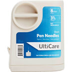 UltiGuard Pen Needles - 31 G x 8 mm