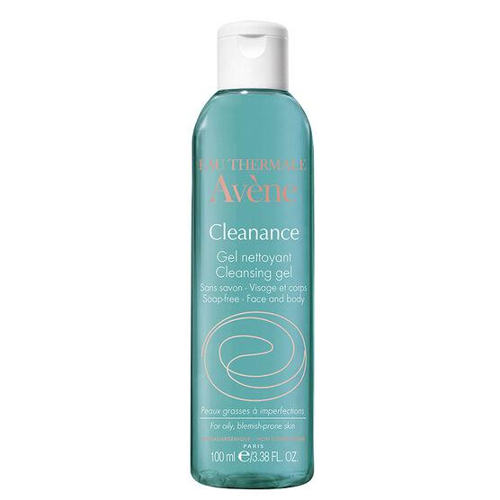 Avene Cleanance Soap-free Cleansing Gel - 100ml