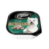 Pedigree Cesar Dog Food - Turkey - 100g