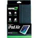 Versifli Evostep Book iPad Air Case - Black - FLI-5022BLK