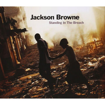 Jackson Browne - Standing In the Breach - CD