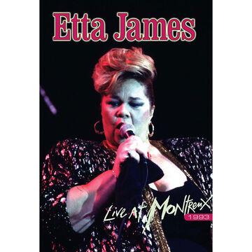 Etta James: Live at Montreux - DVD