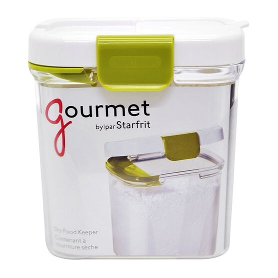 Starfrit Gourmet Dry Food Keeper - Small - 946ml