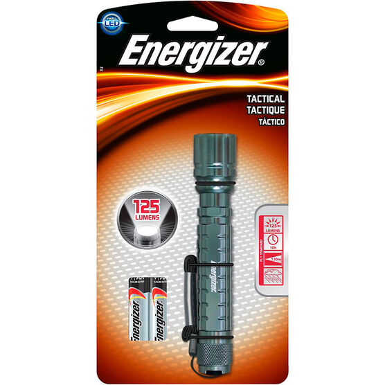 Energizer Tactical Flashlight - EMHIT21E