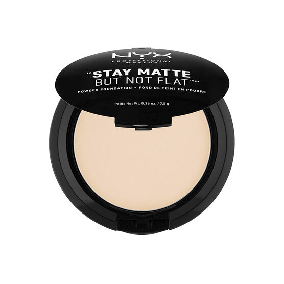 NYX Stay Matte But Not Flat Powder Foundation - Ivory