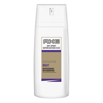 Axe White Label Dry Spray Anti-Perspirant - Night - 107g