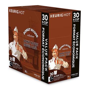 Keurig K-Cup Donut House Regular Coffee - 30 servings