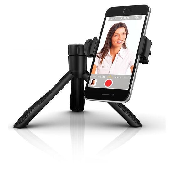iKlip Grip Smartphone Stand - Black - IPIKLIPGRIPIN
