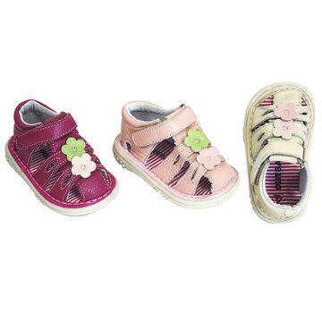 Outbaks Flower Sandal Assorted - Girl's