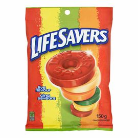 Lifesavers Five Flavors - 150g