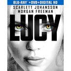 Lucy - Blu-ray + DVD + Digital HD