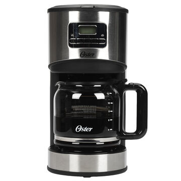 Oster Coffee Maker Set Time : Oster Coffee Maker - 12 cup - BVSTAD036-033 - London Drugs