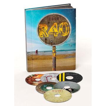 Rush - R40 - 6 Blu-ray