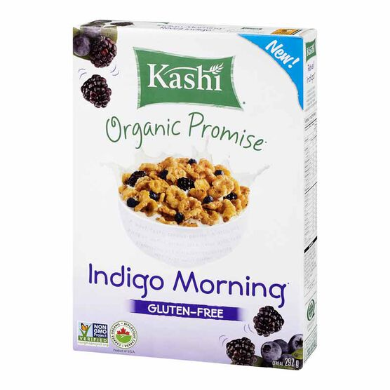 Is kashi cereal gluten free