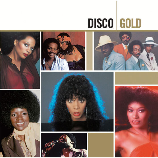 Various Artists - Disco Gold - 2 CDs