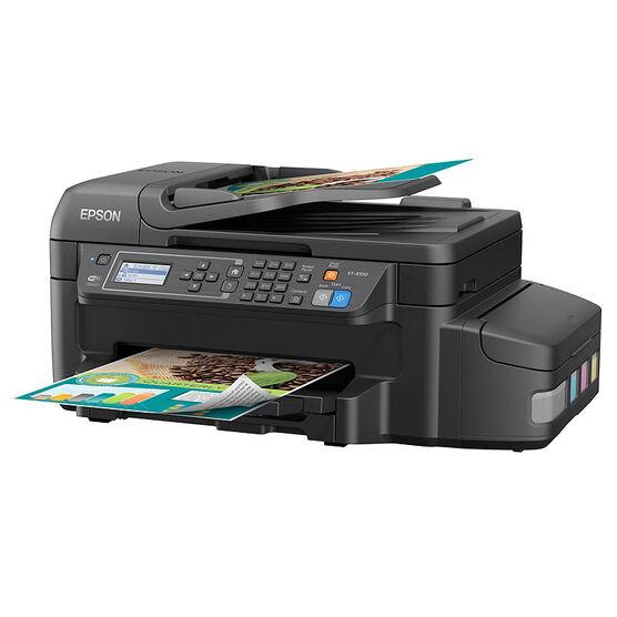 Epson WorkForce ET-4550 EcoTank All-in-One Printer - C11CE71201