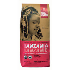 Level Ground Coffee - Tanzania - 454g