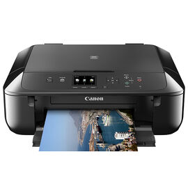 Canon Pixma MG5720 Photo Inkjet All-in-One Printer - Black - 0557C003