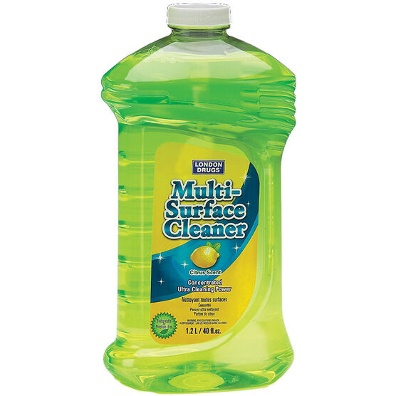 London Drugs Multi-Surface Cleaner - Citrus - 1.2L