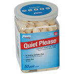 Flents Quiet Please Noise Reducing Ear Plugs - 50's