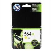 HP #564XL Ink Cartridge - Yellow - CB325WC#140