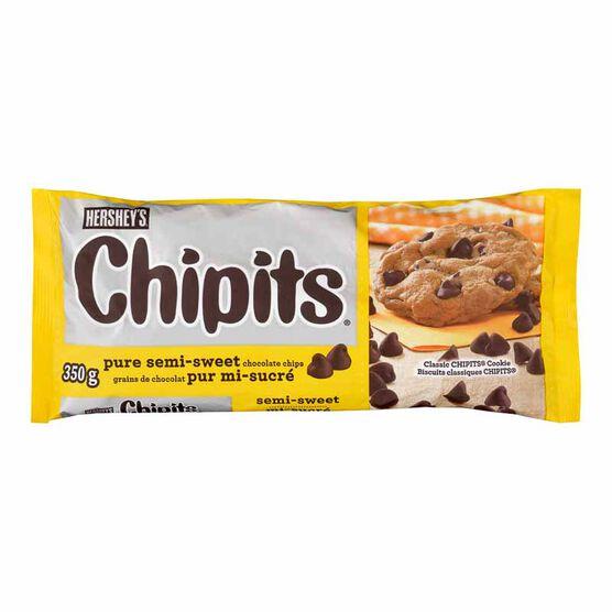 Hershey Chipits - Semi Sweet - 350g
