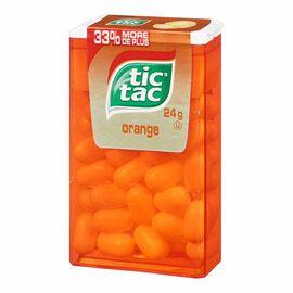 Tic Tac - Orange - 24g
