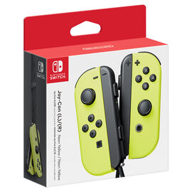 Nintendo Switch Joy-Con Controllers - 2 Pack - Yellow - HACAJADAA